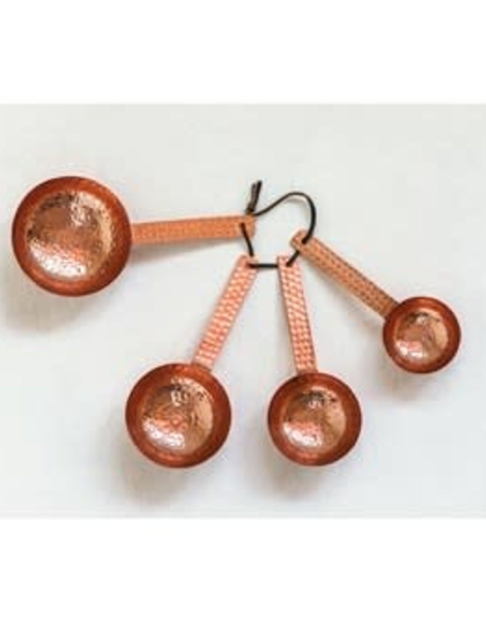 Copper Spoons (Set of 4)