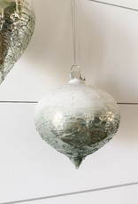 Ombre Glass Ornaments (Set of 12)