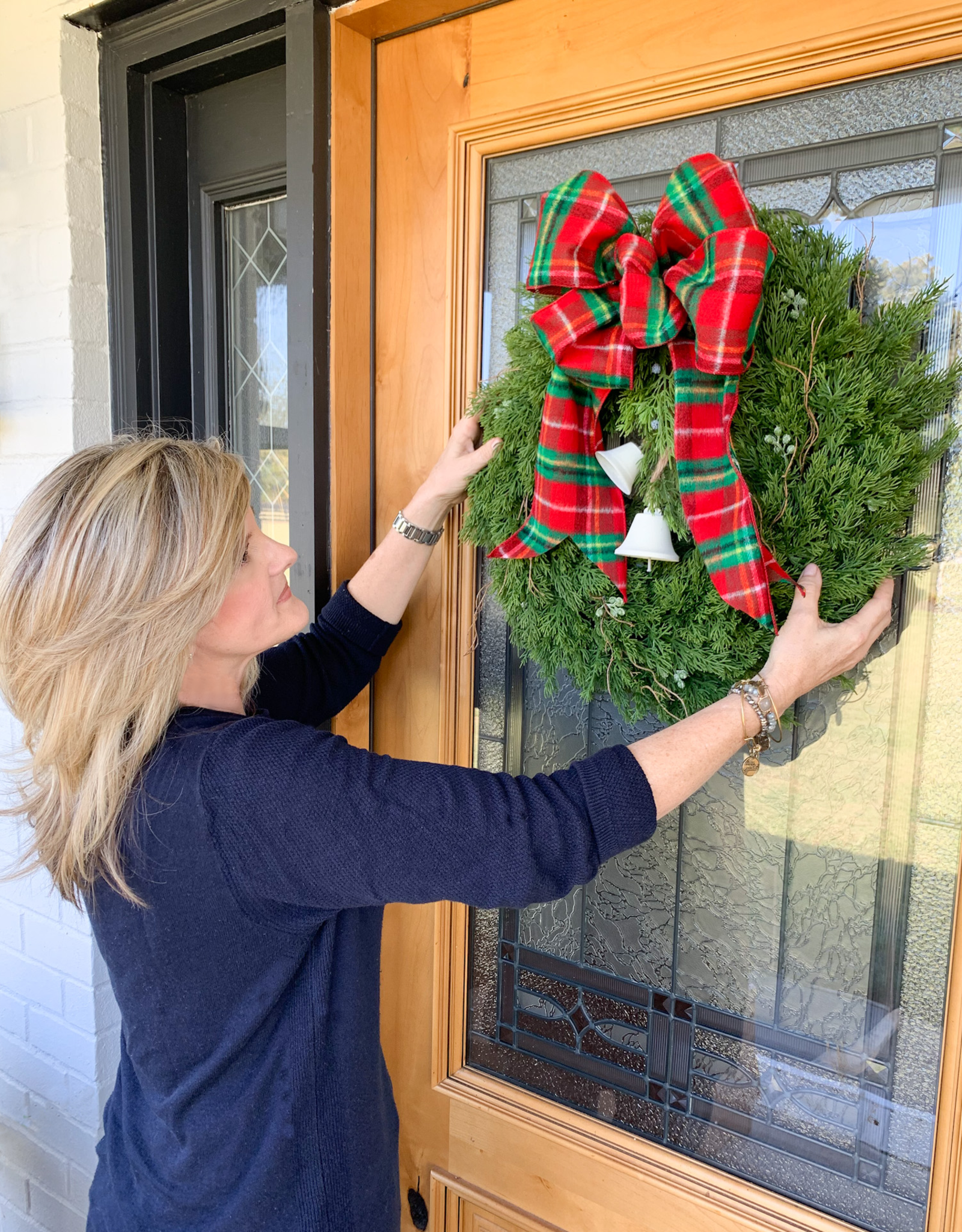 Jennifer's Christmas Wreath