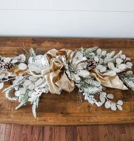 DIY Jennifers Christmas Centerpiece