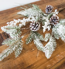 Winter Mix Pine Spray (Set of 6)