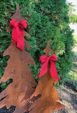 Tree Cut-Out Stakes (Set of 2)