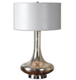 Fabricius Mercury Glass Lamp