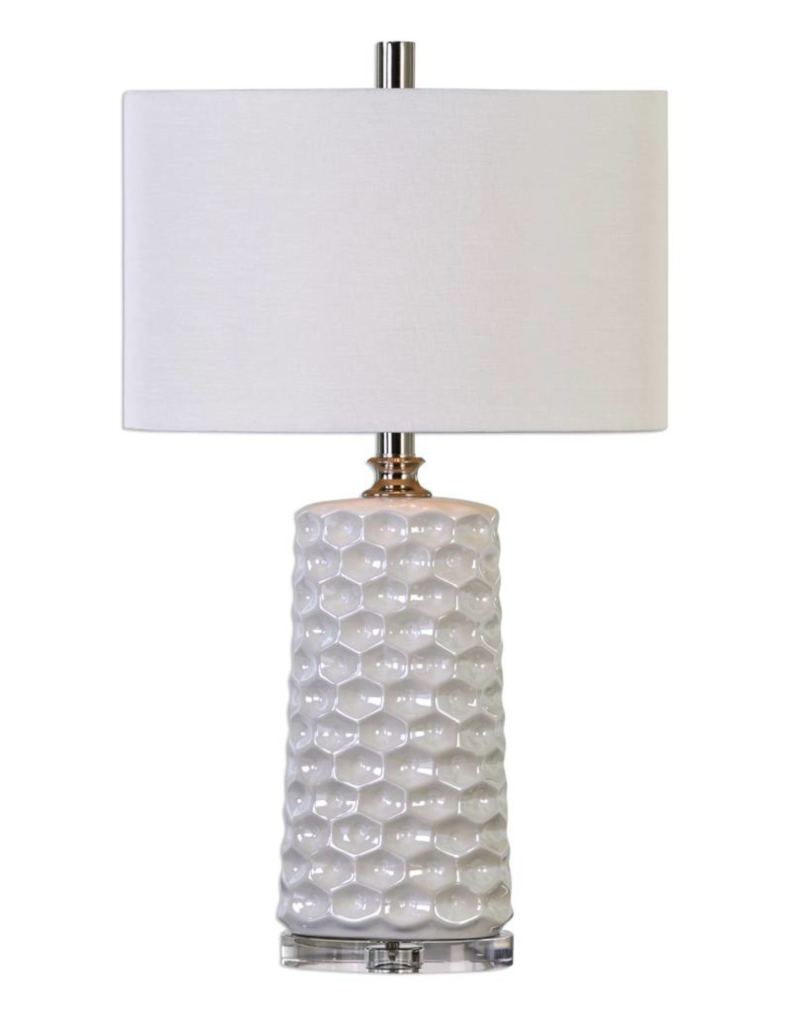 Sesia Honeycomb Table Lamp