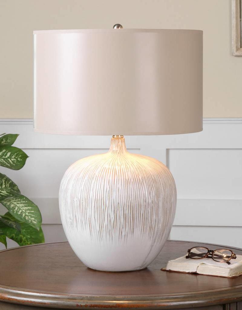 Georgios Textured Ceramic Lamp