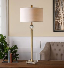 Mesita Brass Buffet Lamp