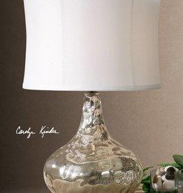 Vizzini Glass Table Lamp