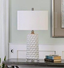 Sesia Honeycomb Table Lamp