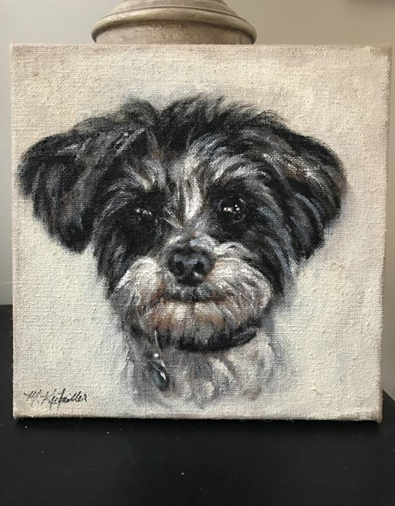 Custom Puppy Portraits