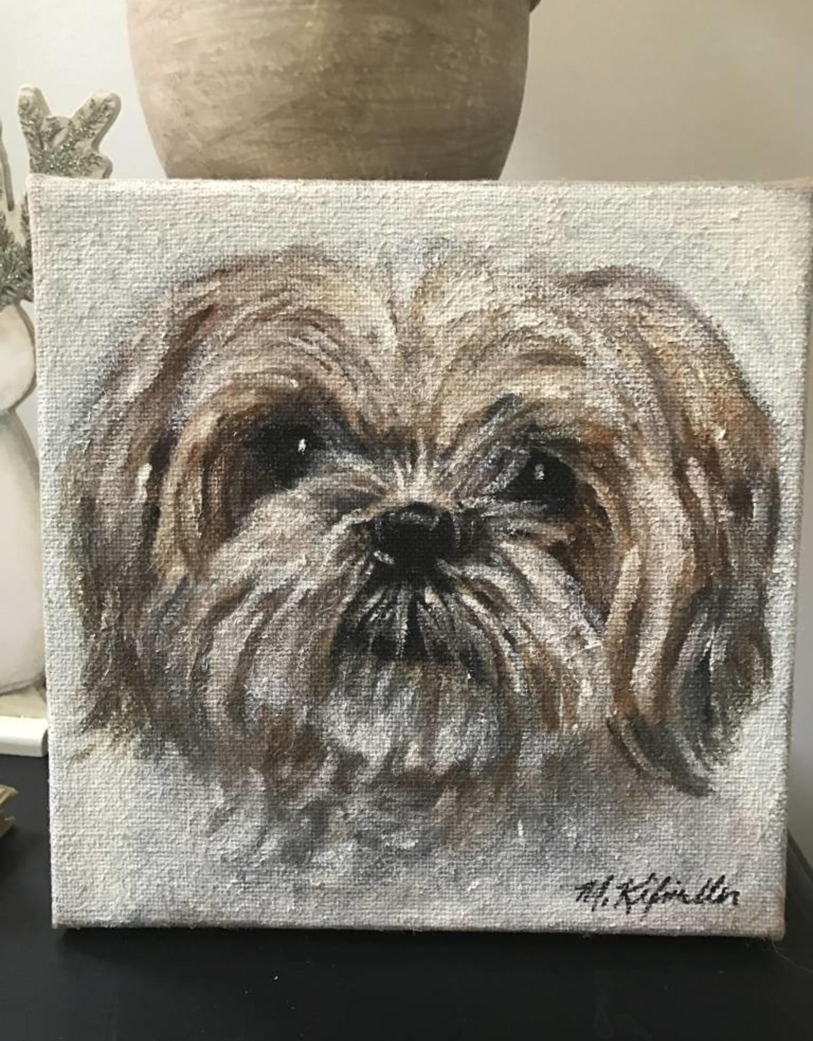 Custom Puppy Portraits