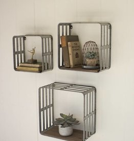 Display Crates (Set of 3)