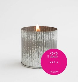 No 22  Vat 9 Industrial Fill Candle