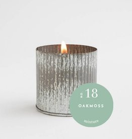 No 18 Oakmoss Industrial Fill Candle