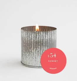 No 54 Sunset Industrial Fill Candle