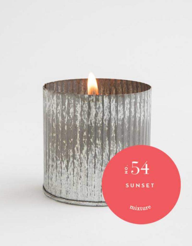 No 54 10 oz Sunset Industrial Fill Candle