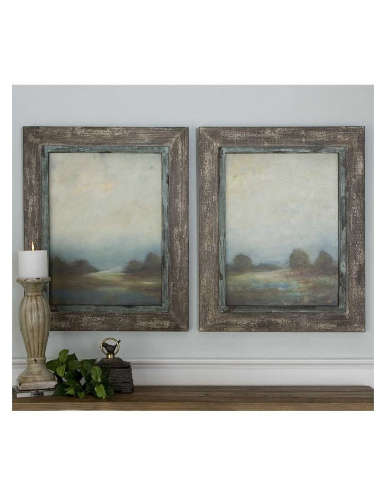 Morning Vistas (Set of 2)