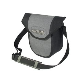 Ortlieb Ortlieb Ultimate 6 Compact Handlebar Bag: Granite/Black