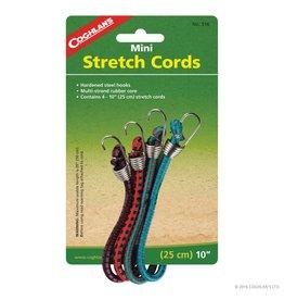 COGHLANS MINI STRETCH CORDS 4 PK