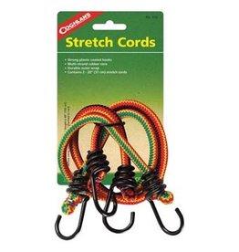 "COGHLANS STRETCH CORDS 20"" 2 PK"