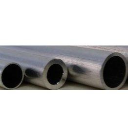 K & S Metals 3/16 OD aluminum tube