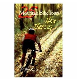 W.W. NORTON & CO 25 MT BIKE TOURS: NEW JERSEY