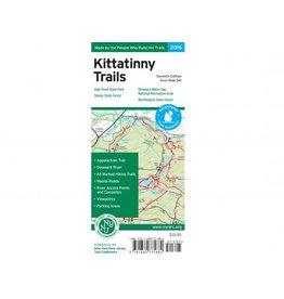 NY/NJ Trail Conference Kittatinny Trails Map