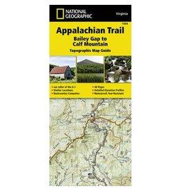 NATIONAL GEOGRAPHIC APP TRAIL- CALF MTN VA 1504