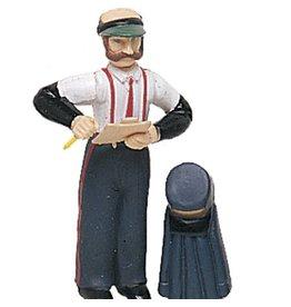 Bachmann Trains Bachmann 92313 station agent figurine