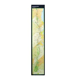 AP TRAIL CONSERVANCY AT STRIP MAP, 9 X 48