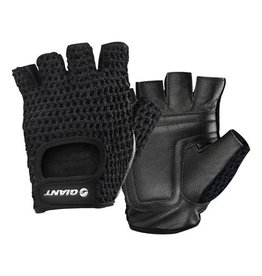 Giant GNT Classic Crochet Gloves LG Black