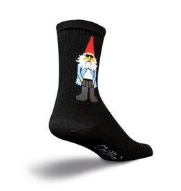 "SOCKGUY SOCK GUY -GNOMIES 6"" CREW S/M"
