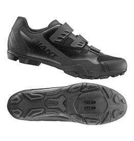 Giant GNT Flux V2 Off-Road Shoe Nylon Sole 43 Black