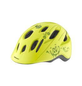 Giant GNT Holler Infant Helmet Yellow