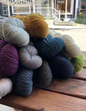Rosy Green Wool 30 % de rabais Rosy Green Merino d'Arles