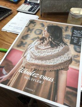 Magazine Woolez-vous... souffler
