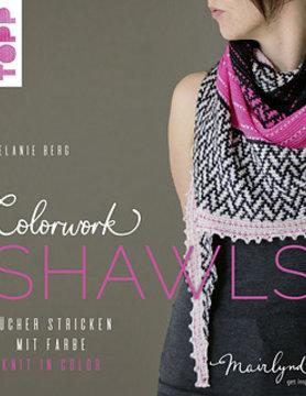 Shawl Colorwork par Melanie Berg
