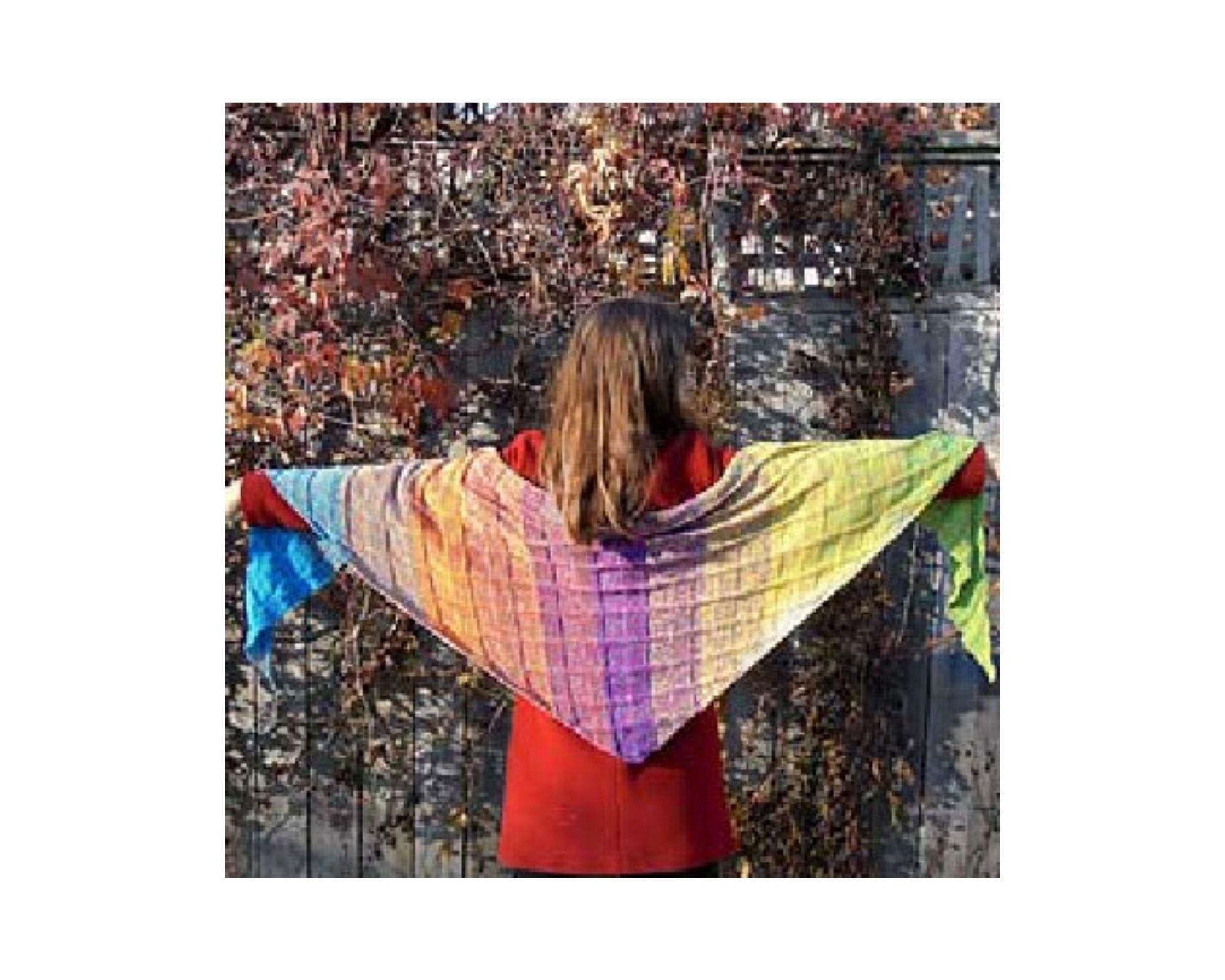 Estelle Estelle Rainbow Confetti