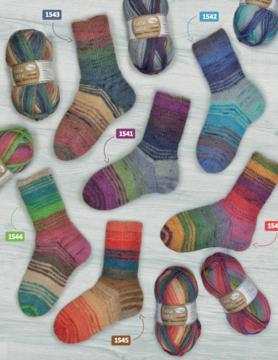 Rellena Rellana Flotte Socke