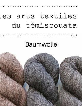 Les arts textiles du Témiscouata LATT Baumwolle