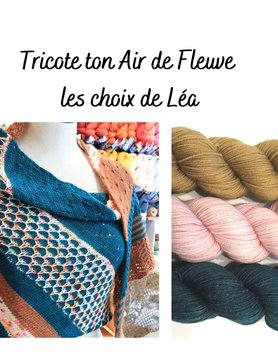 Kit Tricote ton Air de Fleuve