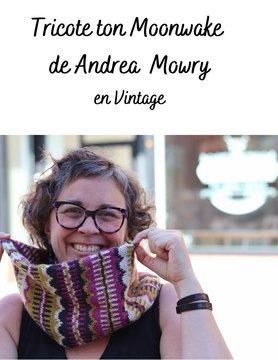 Berroco Tricote ton Moonwake Vintage DK