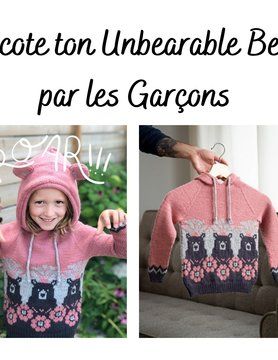 Berroco Tricote ton Mini Unbearable Bear