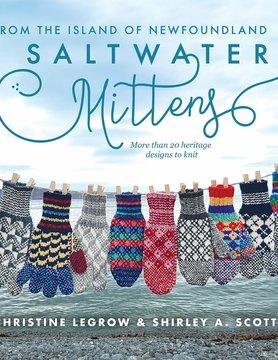Salt Water Mittens - livre