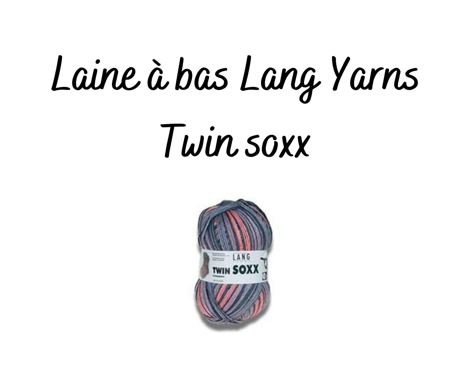 Lang Jawoll Twin Soxx