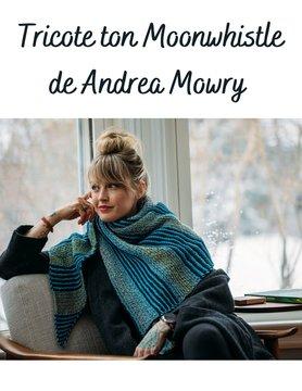 Tricote ton Moonwhistle de Andrea Mowry