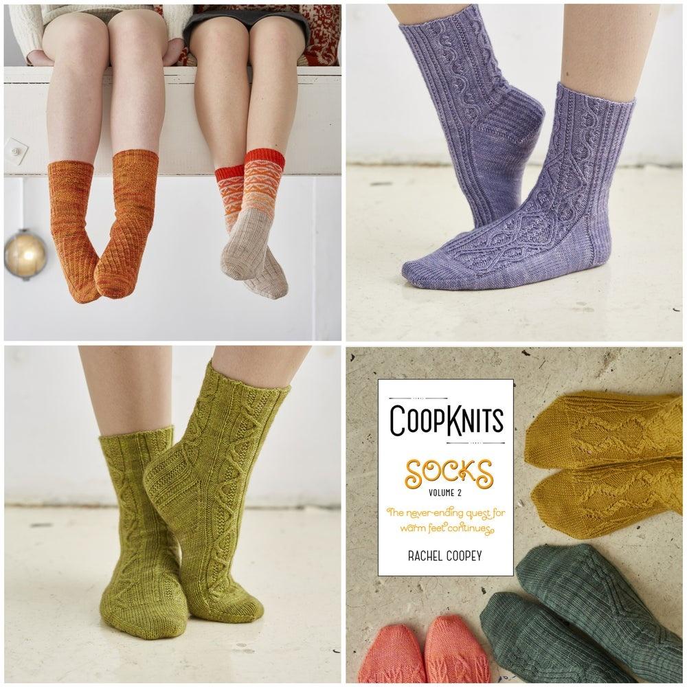 Coopknits Socks Yeah! Volume 2