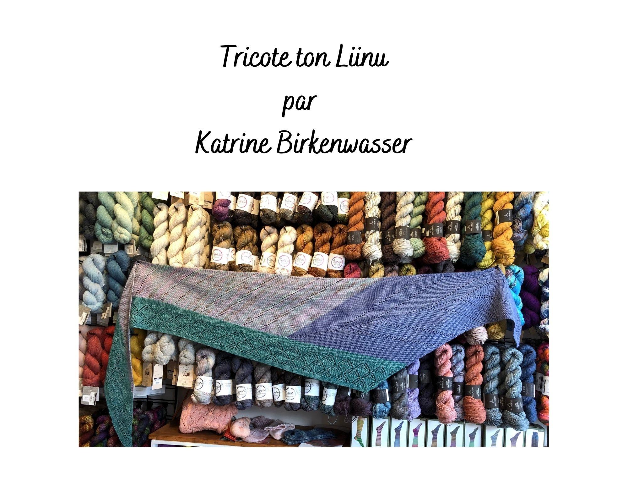 Tricote ton Liinu