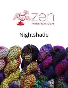 Zen Yarn Garden Zen Yarn Garden - Nightshade
