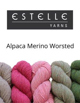 Estelle Estelle Alpaca Merino Worsted