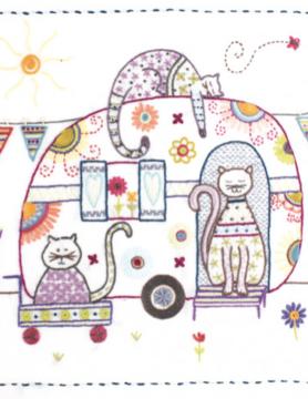 Le chat dans l'aiguille Une vie de bohème